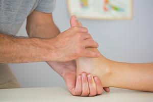 Chiropractic Foot Manipulation